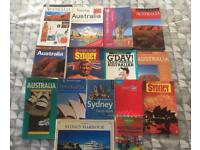 Collection of Books about Australia