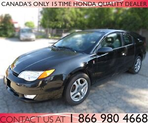 2004 Saturn Ion LOW PRICE | ONLY 114,000 KM'S
