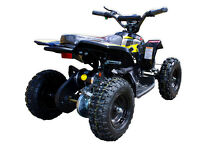 MINI RAPTOR MK2 \MIDI moto quad bikes kids 2 stroke petrol UK TOP BRAND NEW