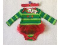 BNWT Eric Carle Caterpillar Baby Girl Outfit 3 - 6 Months