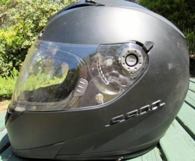 Shark Motor cycle helmet Appin Wollondilly Area Preview