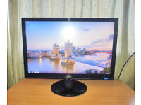 LG W2242S 22 inch Widescreen LCD Monitor