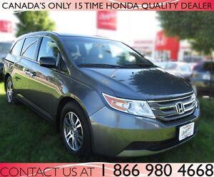 2012 Honda Odyssey EX-L   NAVI   LOW MILES