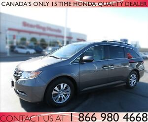 2014 Honda Odyssey EX-L   NAVI   LEATHER