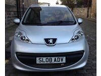 LOWEST POSSIBLE INSURANCE GROUP - £20 ROAD TAX - ONLY 30000 MILES - PEUGEOT 107 LIKE AYGO & C1**LOOK