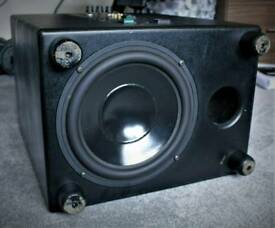 Sub-bass system REL Acoustics Strata II