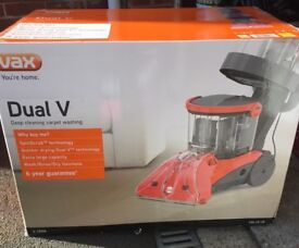 Vax upright carpet cleaner
