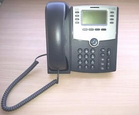 Cisco SPA508G 8-Line IP VoIP Phone
