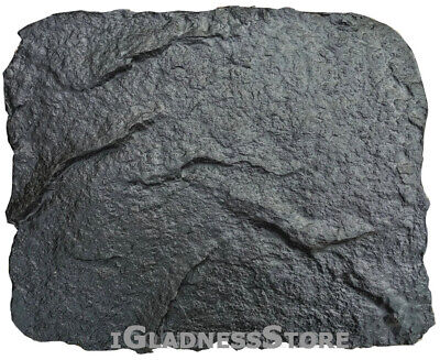 Small Rock Concrete Texture Rubber Stamps Mat For Printing On Cement