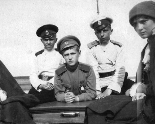 Alexei Nikolaevich Tsarevich of Russia 8X10 Photo Picture House of Romanov #15