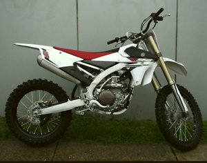 Yamaha 2013 YZ450F SE Limited Edition - Stage 3 Top end Rebuilt Nerang Gold Coast West Preview