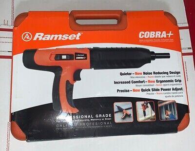 New Ramset Cobra 0.27 Caliber Semi-automatic Powder Actuated Tool 16942
