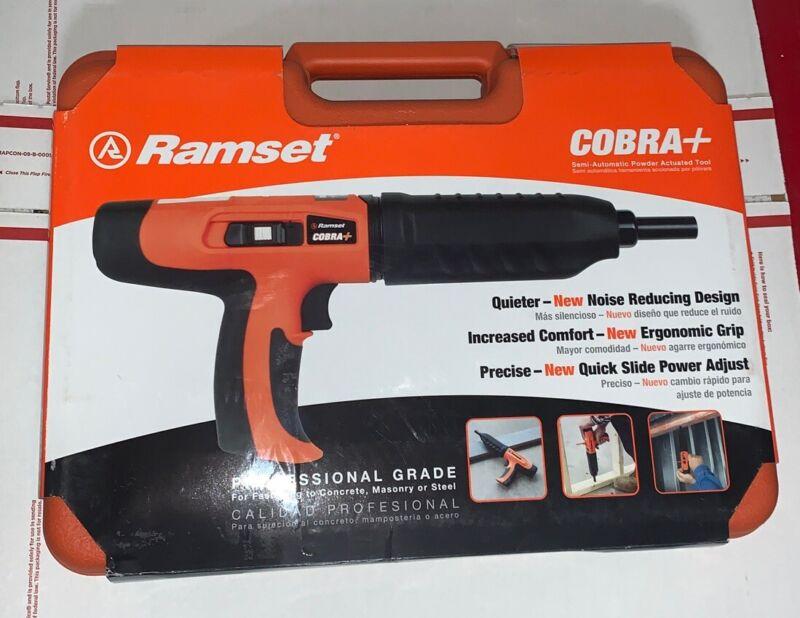 *NEW* Ramset Cobra+ 0.27 Caliber Semi-Automatic Powder Actuated Tool (16942)