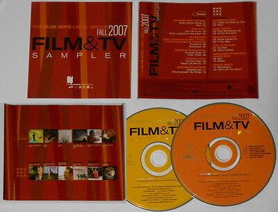 The Bird and the Bee, Van Hunt, Floratone, Terrence Blanchard  U.S. 2 promo cd
