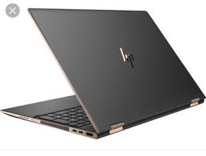Hp laptop spectre x360 15-choo8ca