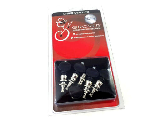 Grover Champion 5-string Banjo Tuners/Machines/Tuning Pegs 25B