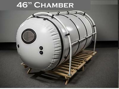 46 7psi Hyperbaric O2 Chamber Highest Medical Pressure Home Or Clinic P-e-t