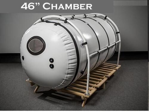 46″ 7psi Hyperbaric O2 Chamber Highest Medical Pressure Home or Clinic (p-e-t)