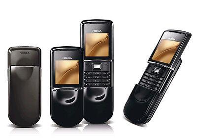 Designerstück aus Edelstahl: Nokia 8800 Sirocco. (© Nokia)
