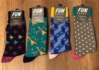 Fun Socks Bunte Socken Saarland - Homburg Vorschau