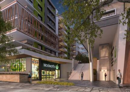 2015 Canterbury new off the plan -- close to train station Canterbury Canterbury Area Preview