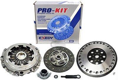 EXEDY CLUTCH KIT+Grip FLYWHEEL for 2002-2005 SUBARU IMPREZA WRX 2.0L TURBO - Exedy Subaru Clutch Kit