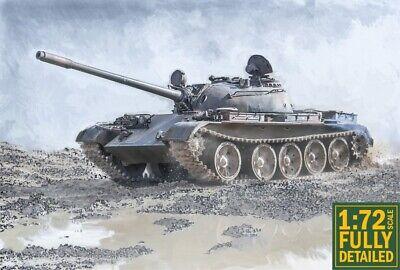 Italeri 7081 Panzer T-55 Model Kit Bausatz Scale 1:72