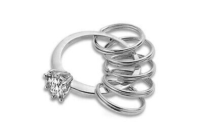 BRAND NEW Clogau Engagement Ring Key Ring