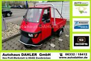 Piaggio APE 50 Cross country LED Radio