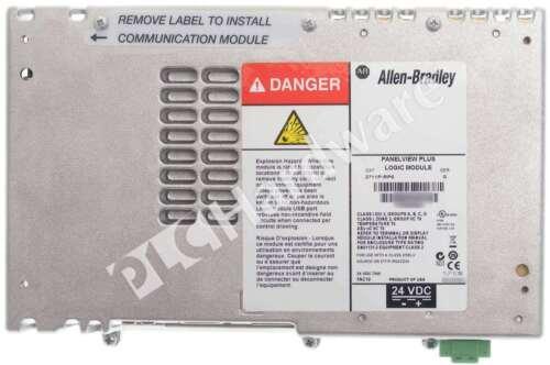 Allen Bradley 2711P-RP6 /G PanelView Plus CE 700 to 1500 Logic Module 128 MB Qty