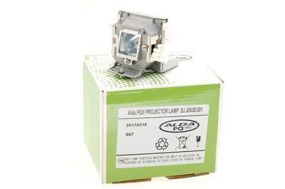 Alda PQ Lámpara para Proyectores / Del Benq MP515ST Proyectores, Con Carcasa