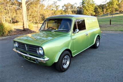1978 Leyland Mini Panel Van - Exceptionally RARE eye-catching car Augustine Heights Ipswich City Preview
