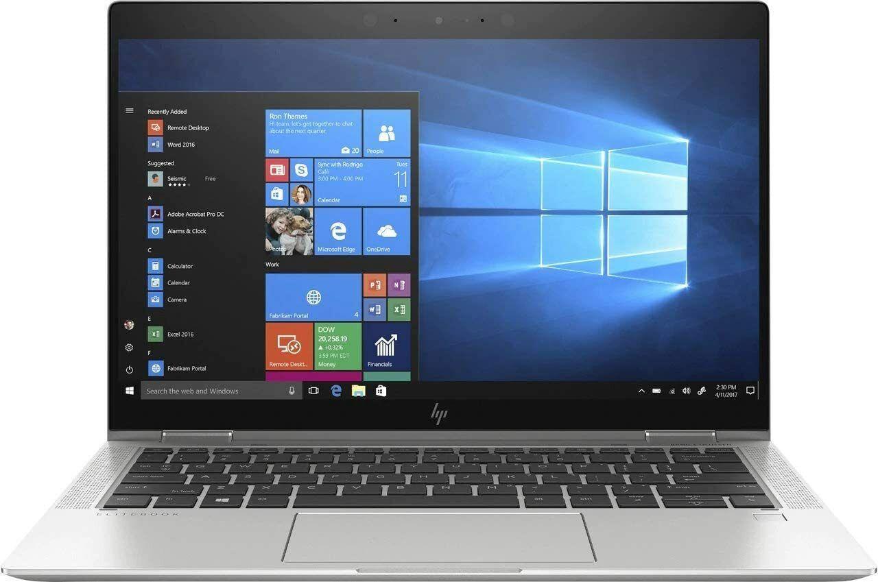 HP EliteBook x360 1030 G4 (13,3), Core i7-8565U, 16GB RAM, 1TB SSD, LTE, W10 Pro