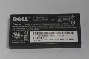 NEW Replacement Battery 4 PERC 5i 6i RAID Card Dell PowerEdge1950 2950 6850 6950