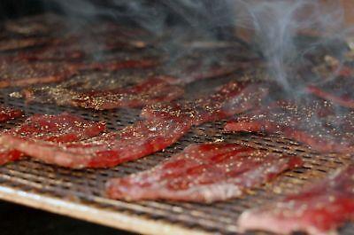 (Premium Smoked Beef Jerky - Original Hickory Smoke)
