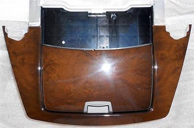NEW BMW OEM Factory E66 E65 7 Series Wood Center Console Trim Bezel 51167152854
