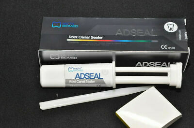 Meta-biomed Adseal Root Canal Resin Based Sealer Endo Apex