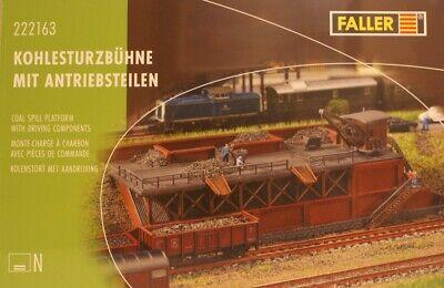 Kohlesturzbühne NEU /& OvP Faller 222163 N