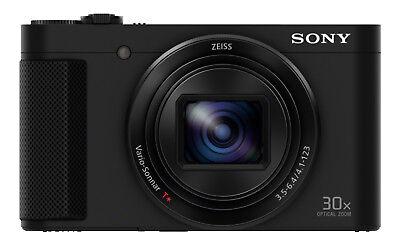 Sony DSC HX 90 V Cyber Shot Digitalkamera schwarz  NEU