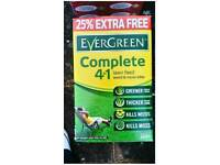 Evergreen 4 in 1 Lawn Feed New in Box