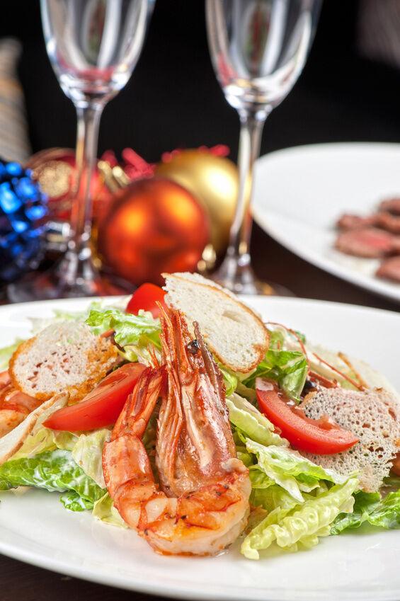 Image gallery italian family dinner menu for Restaurants open on christmas day near me