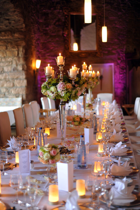 Modern vs. Classic Wedding Decorations
