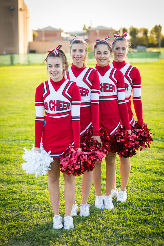 Image Gallery junior high school cheerleader