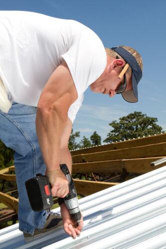 How to Repair Metal Roofing