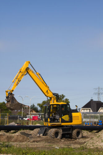 Construction Excavators: A Brief Overview of Their Capabilities and Uses