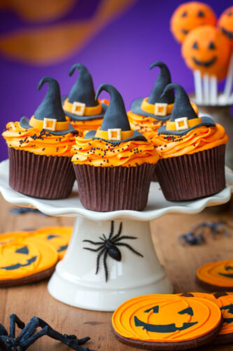 halloween bake sale ideas - Halloween Bakery Ideas