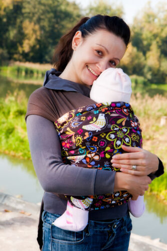 Infant Sling Patterns