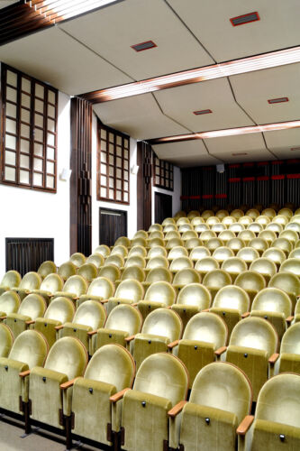 What Are the Best Concert Seats in the Wiltshire Music Centre