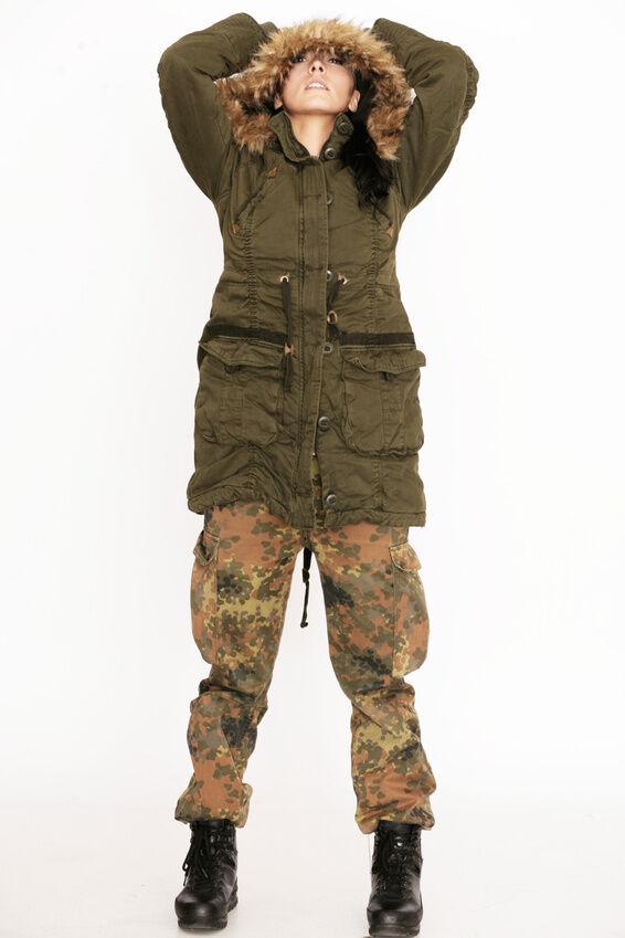 Military Jackets for Women | eBay