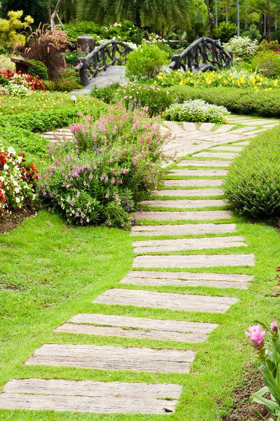 5 tips for landscaping like a professional ebay. Black Bedroom Furniture Sets. Home Design Ideas
